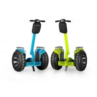 Buy cheap E8 Brushless segway Balancing Scooter , Electric Standing Scooter Off Road product