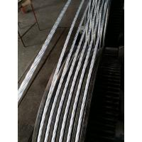Buy cheap BS 183 BS 443 EN 10244 Galvanized Stay Wire For Aluminium Conductor Steel Reinforced from wholesalers