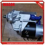 Buy cheap 24V 4.5KW Starter 0240003240 0240003060 Fits For KOMATSU S6D102 Starter Motor from wholesalers