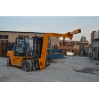 Buy cheap Forklift Truck Crane Arm for Container Loading and Unloading from wholesalers