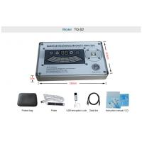 Buy cheap Portable Spanish Quantum Health Analyzer , Hand Sensor For Health Condition from wholesalers