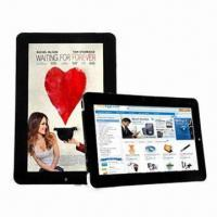Buy cheap Ultra-thin 10-inch Multi-touch Capacitive Screen MIDs, 1/16GB 1.66GHz Touchpad with Wi-Fi, Window 7 product