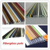 Buy cheap Insulation Carbon Fibre Stake/Pole with Light Weight from wholesalers
