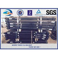 Buy cheap Heavy Duty Spring Steel Leaf  , Paint Spring Steel Plate For Truck from wholesalers