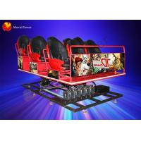 Buy cheap Attractive 5D 6D 7D Cinema System 9D Virtual Reality Cinema With Guns from wholesalers