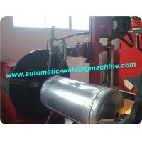Buy cheap Solar Water Heater Production Line TIG/MIG Automatic Circle Seam Welding Machine from wholesalers