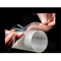 Buy cheap Free die cut samples self adhesive mirror safety backing PET protective film from wholesalers