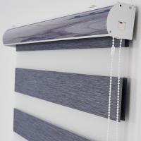 Buy cheap blackout zebra blinds for hotel project from wholesalers
