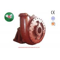 Buy cheap Rubber lined centrifugal copper mine slurry pump model 16 / 14TU - AH from wholesalers