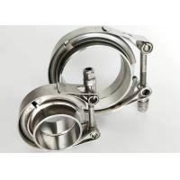 Buy cheap Auto Spare Parts 3 Exhaust System Pipe V Band Clamp Stainless Steel from wholesalers