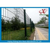 Buy cheap Garden Wire Mesh Fencing , Galvanised Wire Mesh Panels Simple Design from wholesalers