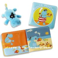 Buy cheap PVC educational baby bath book from wholesalers