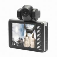 Buy cheap Mobile DVR, Supports High Capacity TF Card, Cycle Video Recording Function product
