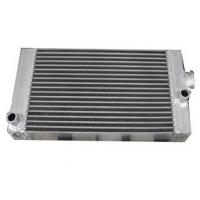 Buy cheap Aluminum Oil Radiator Heater Hydraulic For Car Brazing Plate Fin from wholesalers
