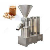 Buy cheap 200kg/h Industrial India Small Crunchy Peanut Butter Making Machine from wholesalers