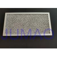 Buy cheap Aluminum Expanded Micro Wire Mesh Filter Mirror Polished surface For Ventilator from wholesalers