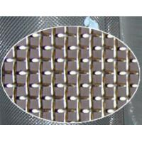 Buy cheap Stainless Crimped Wire Mesh product