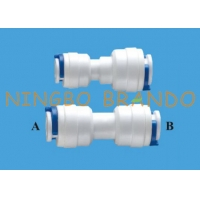 Buy cheap 1/4'' POM Push Fit Quick Connect RO Straight Fitting For Water Filters from wholesalers