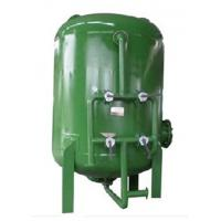 Buy cheap Low Pressure Loss Activated Carbon Filter Tank Green Color For Water Purification from wholesalers