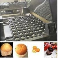 Buy cheap Full automatic Cup cake production line from wholesalers