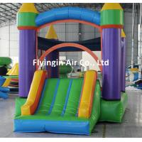Buy cheap Hot Children Game Rainbow Bounce Inflatable Bouncy Castle for Sale from wholesalers