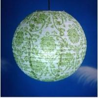 Buy cheap Hanging Round Paper Lanterns (CVP115) from wholesalers