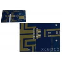 Buy cheap 2 Layer 0.5mm Electronic Test Rogers PCB Printed Circuit Board 1OZ Copper from wholesalers