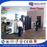 Buy cheap 34mm Steel Penetration X Ray Baggage And Parcel Inspection Scanner Machine from wholesalers
