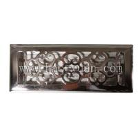 Buy cheap Decorative registers   Chrome from wholesalers