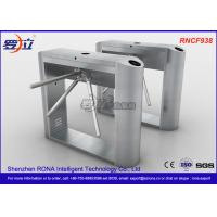 Buy cheap ID / IC Access Control Tripod Turnstile Gate , Standard Automatic Systems Turnstiles product