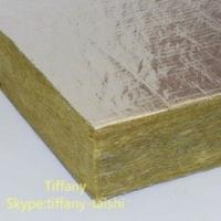 Buy cheap FSK Facing, fireproof insulation rockwool, roof heat insulation materials from wholesalers