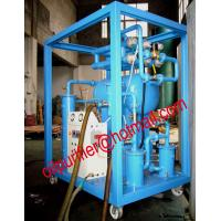 Buy cheap hot sale Waste Insulating Oil Processing equipment,Tranformer Oil Filtration System,Cable Oil Purifier Solution Factory from wholesalers