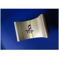 Sandblast 6063 Aluminium Profiles Special Profile Industry Aluminium Product