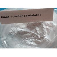 Buy cheap Cialis Tadalafil Male Enhancement Steroids For Sex Enhancer CAS 171596-29-5 from wholesalers