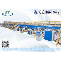 Buy cheap High Efficient Corrugating Machine Paperboard Production Line from wholesalers