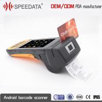 Buy cheap Bar Code Scanner 1D 2D Reader Printer Terminal PDA Mobile Device GPRS GSM Wifi from wholesalers