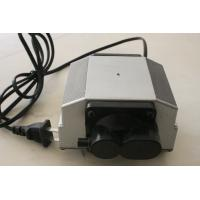 Buy cheap General Hydroponics Double Diaphragm Air Pump 12V / 220V With Duckbill Valves from wholesalers