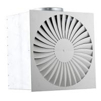 Buy cheap Square Air Diffuser/air grill/HVAC accessories/air register from wholesalers