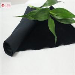Buy cheap Black Velvet Jewelry Box Liner Fabric , Shrink-Resistant Tricot Flocked Felvet Fabric from wholesalers