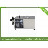 Buy cheap ASTM D381 Fuel Oil Existent Gum Testing Equipment by Jet Evaporation Method from wholesalers