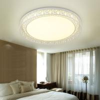 Buy cheap 12W 11 Inch Lounge Ceiling Lights Greek Style Iron Art Metal Acrylic 3000 - 3500K from wholesalers