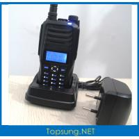 Buy cheap 10W Power dual band VHF UHF two way radio transmitter 589 from wholesalers