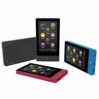 Buy cheap 3.0-inch MP4 Players, Supports Touchscreen, Vibration and G-sensor from wholesalers