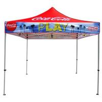 Buy cheap Easy Open Folding Canopy Tent Flame Retardant , UV Resistant Pop Up Sun Shade Tent from wholesalers