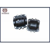Buy cheap Quick Pipe Leak Repair Clamp , DN600 Pvc Pipe Repair Clamp Black Color from wholesalers