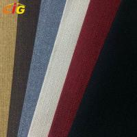 Buy cheap Polyester Imitating linen upholstery fabric for Sofa / Chairs / Furniture / Cushion product