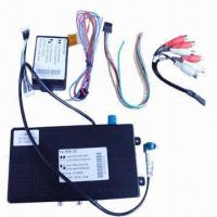 Buy cheap Car Video Interface for Audi 3G/4G, A1, Insert RGB/DVBT/iPod, DVD/Reverse Camera, Dynamic Guideline from wholesalers