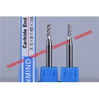 Buy cheap 7 mm Cutting Length Aluminum End Mill For Molding / Engine Industry from wholesalers