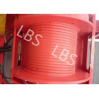 Buy cheap Safe 10- Ton Windlass Winch Ship Deck Machinery Carbon Steel Material from wholesalers