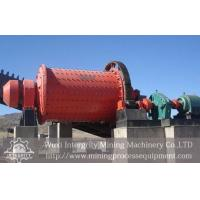 Buy cheap Overflow Discharge Ball Mill Machine Iron Ore Beneficiation Plant from wholesalers